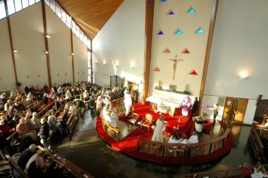 40th Anniversary Mass