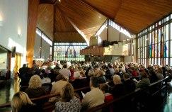 40th Anniversary Mass December 2005