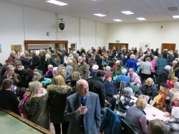 Farewell Gathering for Fr Cooke 17-1-16