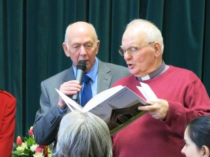 "Fr Cooke's ""Leaving Book"""