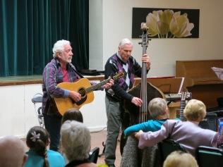 John Finnan & Frank Wellcome