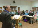 National Justice & Peace Network meeting in St Columba's Hall