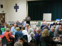 Quiz Evening for Churches Together in Upton, 16-10-15
