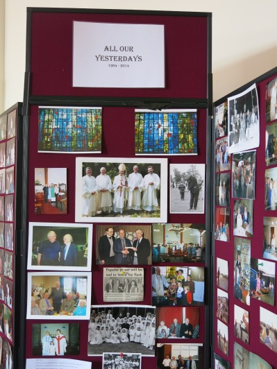 """All Our Yesterdays"" display"