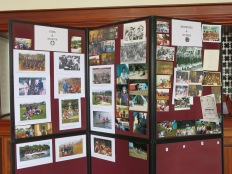Display of Cub, Scout, Brownie & Guide activities