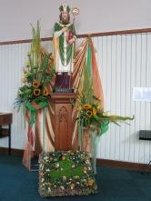 St Patrick: by Ann Gibbons & Gwenda Francis
