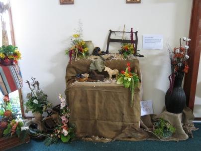 St Joseph's workshop: by Linka Woodward