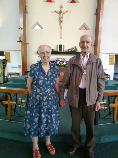 Ken and Mary