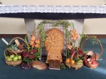 Harvest Altar 23-9-18
